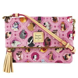 Dooney and Bourke Disney Dogs Crossbody Purse